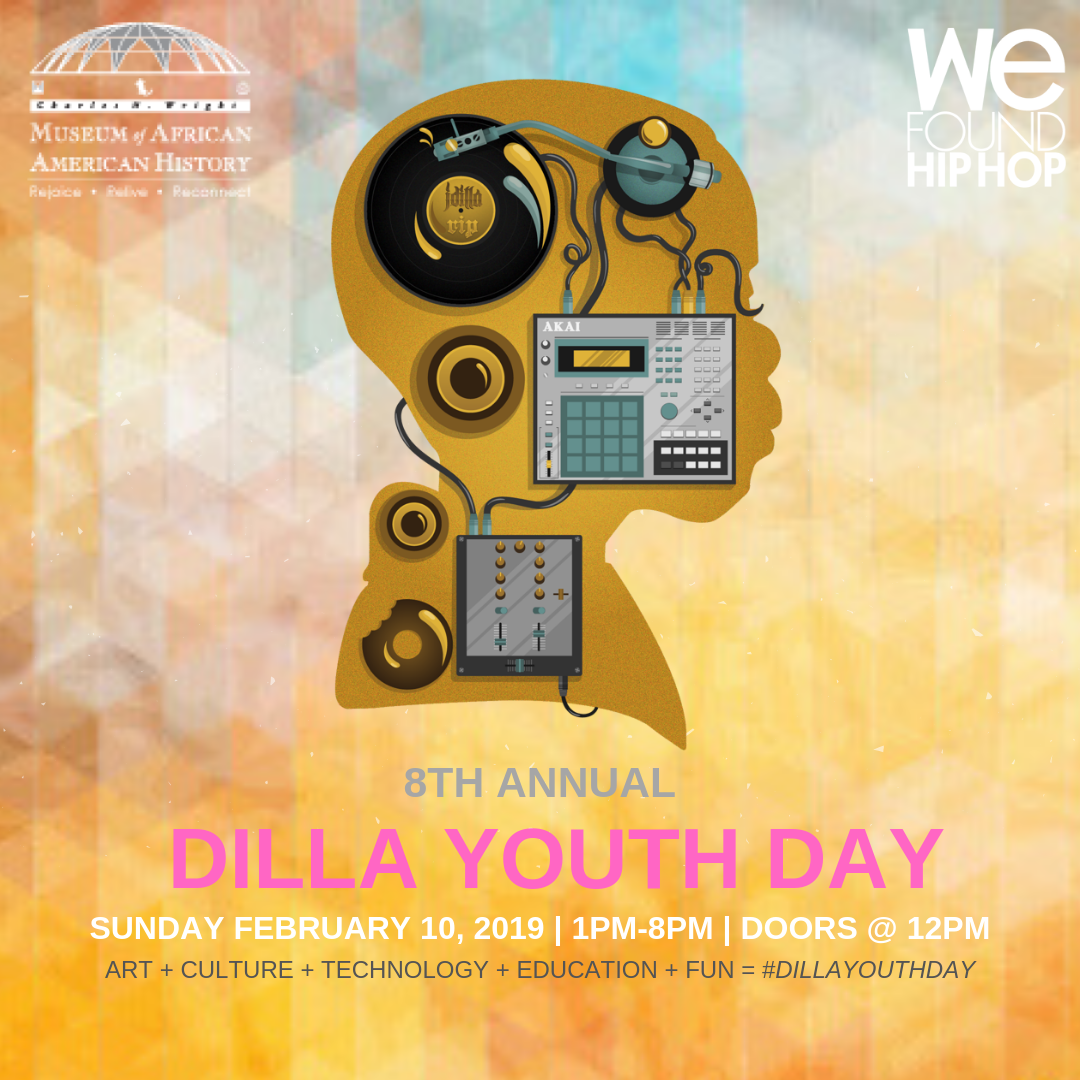 Dilla Youth Day 2019 – We Found Hip Hop